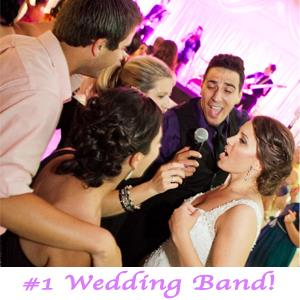 Sacramento Wedding Band | Cover Me Badd