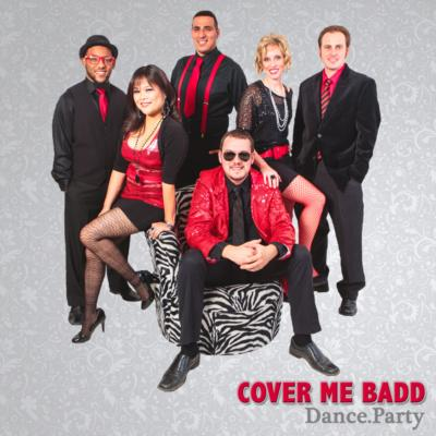 Cover Me Badd | Sacramento, CA | Dance Band | Photo #1