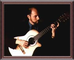 Classical Guitarist Pro Photo