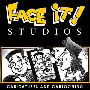 Fishs Eddy Caricaturist | FACE iT! Studios LLC