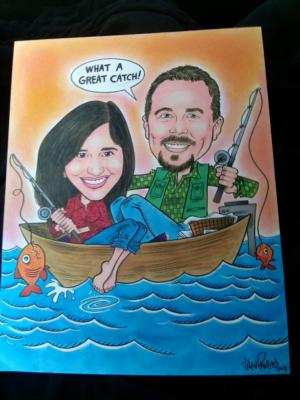FACE iT! Studios LLC | Wyckoff, NJ | Caricaturist | Photo #17