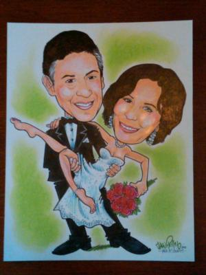 FACE iT! Studios LLC | Wyckoff, NJ | Caricaturist | Photo #19