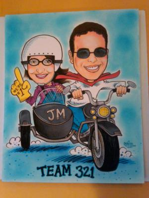 FACE iT! Studios LLC | Wyckoff, NJ | Caricaturist | Photo #20