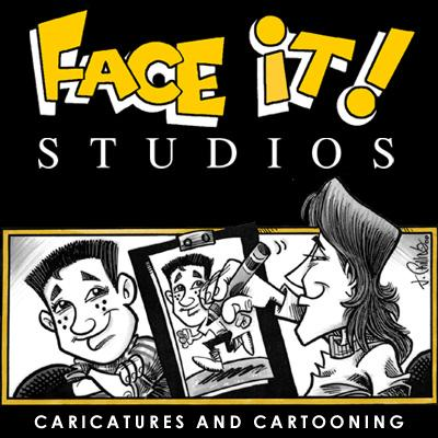 FACE iT! Studios LLC | Wyckoff, NJ | Caricaturist | Photo #1