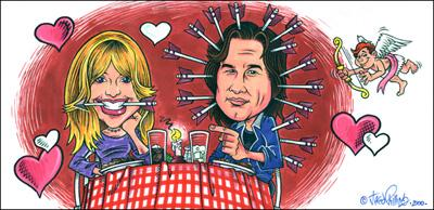 FACE iT! Studios LLC | Wyckoff, NJ | Caricaturist | Photo #3