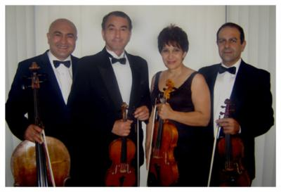 Bel Canto String Quartet | Los Angeles, CA | Classical String Quartet | Photo #1
