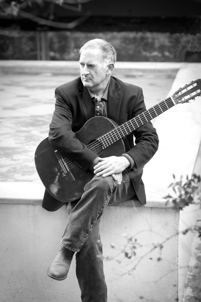 Jeff Peters - Acoustic Guitarist - San Luis Obispo, CA