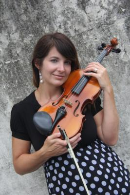Reanna Myers Franklin | Knoxville, TN | Violin | Photo #1