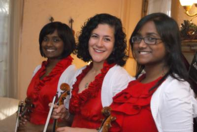 Tutti Dolce Violins | Hamilton Square, NJ | Classical Trio | Photo #1