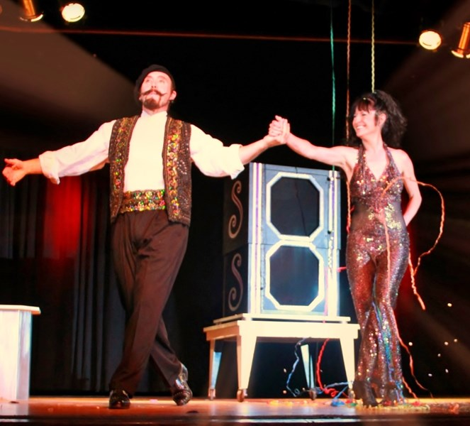Illusionists Markus & Angelique Steelgrave - Magician - Portland, ME