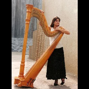 Jackie Carpenter - Classical Harpist - Houston, TX