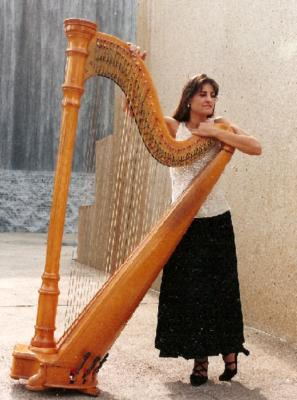 Jackie Carpenter | Houston, TX | Classical Harp | Photo #1