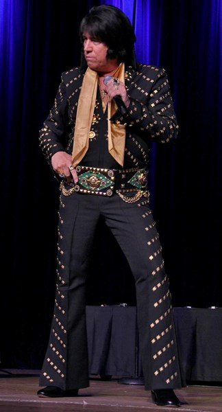 Elvis John -John Gilpin - Elvis Impersonator - Long Beach, CA