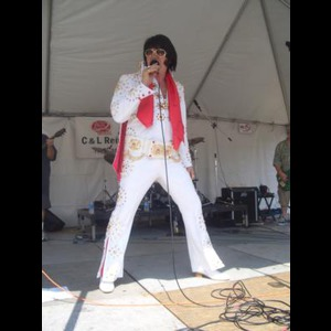Elvis Powers-John Gilpin - Elvis Impersonator - Long Beach, CA