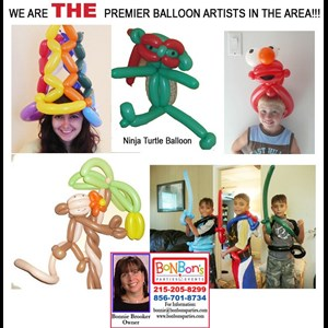 Villas Balloon Twister | Bonbon's Parties & Events