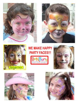 Bonbon's Parties & Events | Cherry Hill, NJ | Face Painting | Photo #19