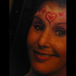 Redding Face Painter | Partiart By Carla Winter