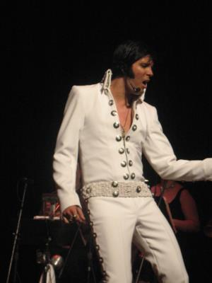 Jay Allan - Top Elvis Artist With Live Band | Bethlehem, PA | Elvis Impersonator | Photo #20