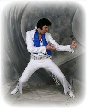 Jay Allan - Top Elvis Artist With Live Band | Bethlehem, PA | Elvis Impersonator | Photo #3