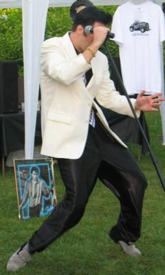 Jay Allan - Top Elvis Artist With Live Band | Bethlehem, PA | Elvis Impersonator | Photo #13