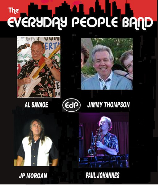 Al Savage &  The Everyday People Band - Variety Band - Dearborn, MI