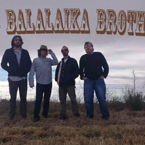 San Perlita Klezmer Band | Flying Balalika Brothers