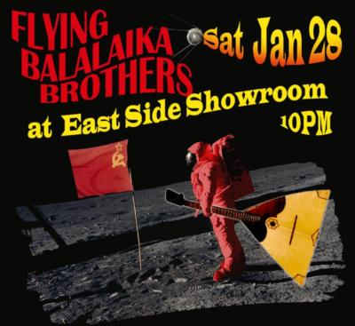 Flying Balalika Brothers | Austin, TX | Gypsy Band | Photo #24