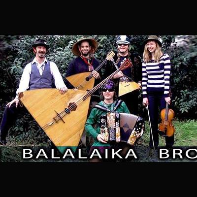 Flying Balalika Brothers | Austin, TX | Gypsy Band | Photo #20