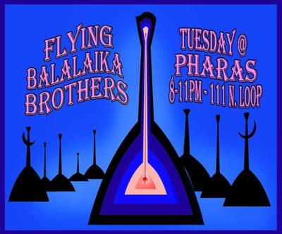 Flying Balalika Brothers | Austin, TX | Gypsy Band | Photo #21