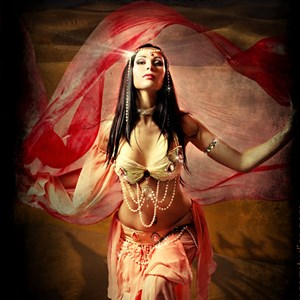 Peoria Cabaret Dancer | Belly dancer NY-NJ Aisha