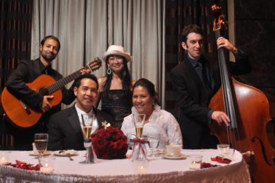 Jazz, Bossa Nova, and Latin Music with Raquel | San Francisco, CA | Jazz Band | Photo #4
