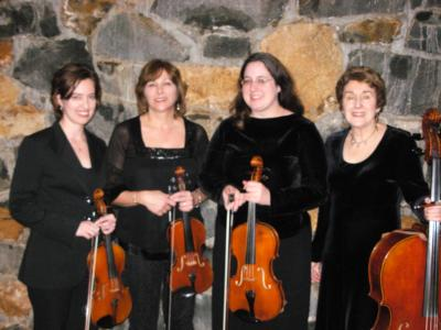 Wilmington String Ensemble | Wilmington, DE | Classical String Quartet | Photo #1
