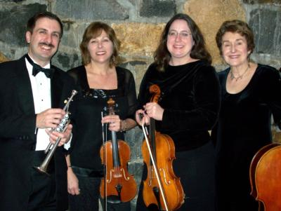 Wilmington String Ensemble | Wilmington, DE | Classical String Quartet | Photo #7