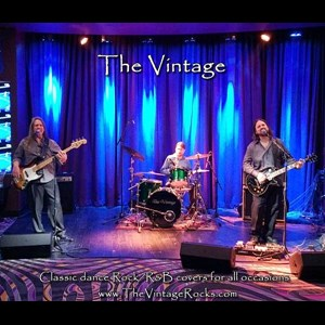 Sterling Cover Band | The Vintage