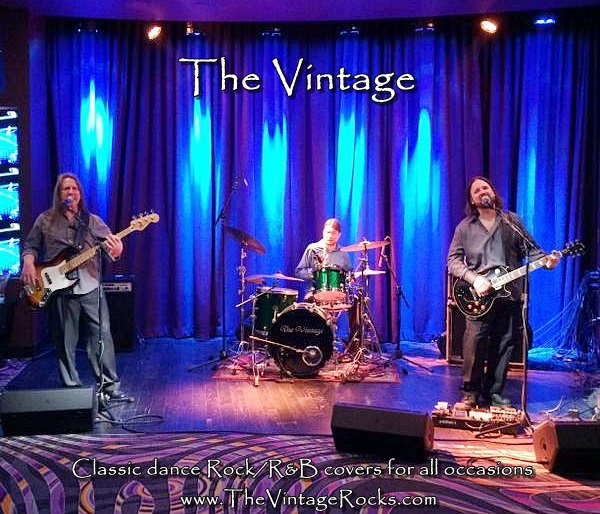 The Vintage - Cover Band - Waterford, MI