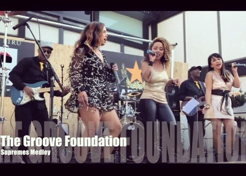 The Groove Foundation - Cover Band - San Jose, CA