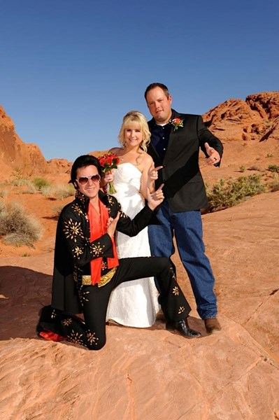 Elvis Weddings & Entertainment with Jimmy D. - Elvis Impersonator - Las Vegas, NV