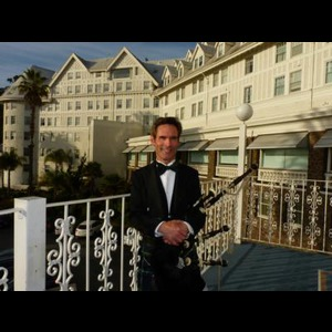Oakland Bagpiper | Jeff Campbell, The Bagpiper