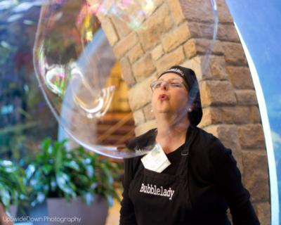 Dazzling Events Presents The Texas Bubblelady | Flower Mound, TX | Clown | Photo #13