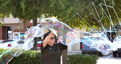 Dazzling Events Presents The Texas Bubblelady | Flower Mound, TX | Clown | Photo #6