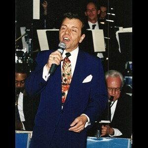 Palm Springs Frank Sinatra Tribute Act | Vaughn Suponatime