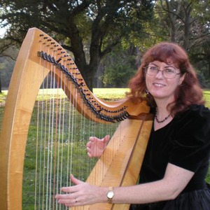 West Point Harpist | Margaret Davis