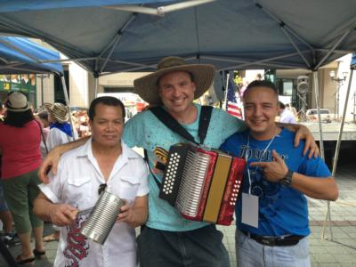 Viva Vallenato! Badass Accordion Band | Wallington, NJ | Latin Band | Photo #1