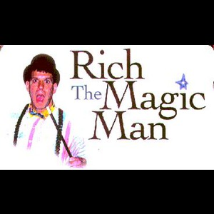 Fulton Face Painter | Rich The Magic Man Show