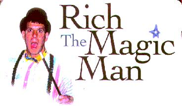 Rich The Magic Man Show | Fairport, NY | Magician | Photo #1