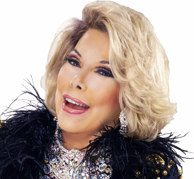 Holly Faris - Joan Rivers Impersonator - Philadelphia, PA