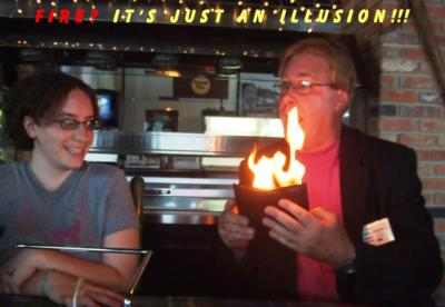 The Magic & Illusion Of Terry Murphy | Shorewood, IL | Magician | Photo #13