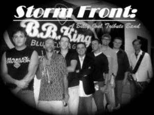 Storm Front: A Billy Joel Tribute Band - Billy Joel Tribute Act - Schenectady, NY