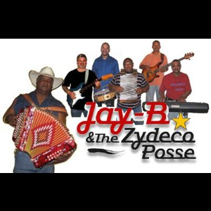 Oklahoma City World Music Band | Jay-B & The Zydeco Posse