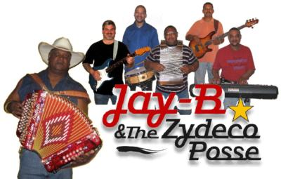 Jay-B & The Zydeco Posse | Highland Village, TX | Zydeco Band | Photo #1